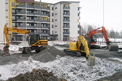 Maanrakennus Tampere & Pirkanmaa, Pimara Oy