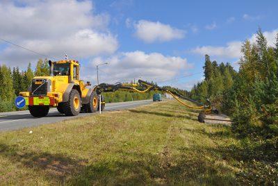 Tie- ja viheralueiden hoito Tampere & Pirkanmaa - Pimara Oy